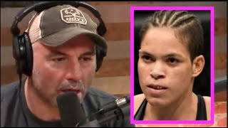 Joe Rogan - Amanda Nunes Hits Like a Dude