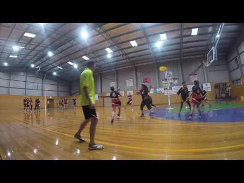 Korfball Nationals 2017 - Sydney Redbacks (15) vs Glenelg (5)