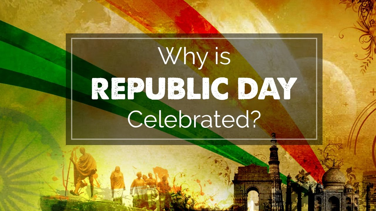 Republic Day celebrated with enthusiasm