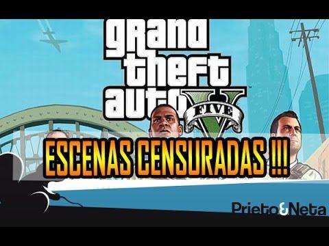JAPON CENSURA !!! GTA V: ESCENAS CENSURADAS DE SEXO Y VIOLENCIA !!!