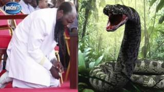 david owuor is a sorcerer: here's the proof