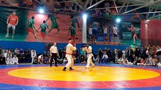 Чемпіонат та першість області по армійському рукопашного бою. Репортаж SportUs.Ргт