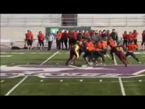 Banting Broncos 2011 Junior Football Season Highlights