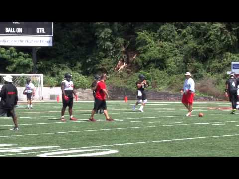 Sights and Sounds from Day Two of SEMO Football Camp