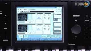 KORG TV / KRONOS (2015) Video Manual Teil 2_1 von 6 - Programme, Combination & Set List