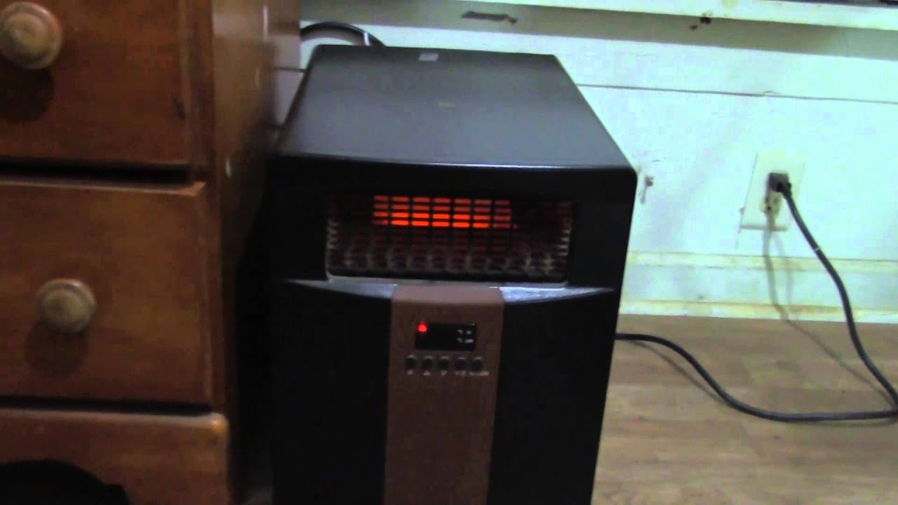 Infrared Heater Problems