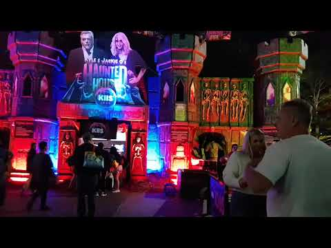 Best Haunted Houses 2019 Day 2 SCARY HAUNTED HOUSE Sydney Royal Easter Show 2019   YouTube