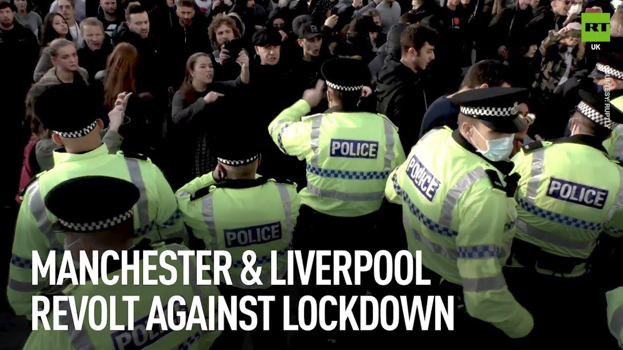 Lockdown | Manchester & Liverpool REVOLT