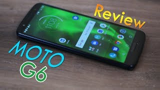 MOTO G6 review (Hindi) - performance, features, camera and battery