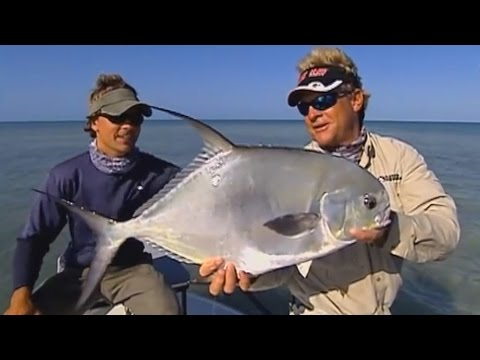 Permit Fly Fishing in the Marquesas Islands with World Angling