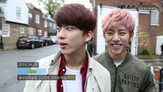 Daehyun (대현) & Youngjae (영재) - Happy moments :)