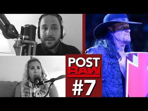 Wrestleview Post-RAW #7: September 17, 2018