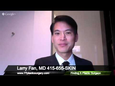 Best Plastic Surgeon: San Francisco, CA: Doctor Interview: 415-655-SKIN