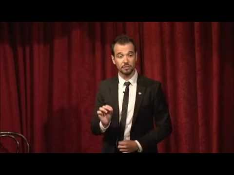 Leandro Morgado at The Magic Castle Hollywood
