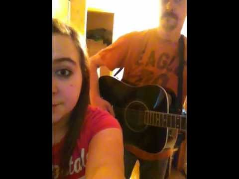 Casey Tackett Singing from a table away by sunny Sweeney