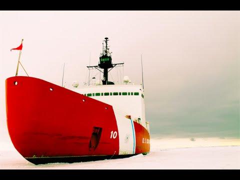 USCGC Polar Star- Deep Freeze 2015