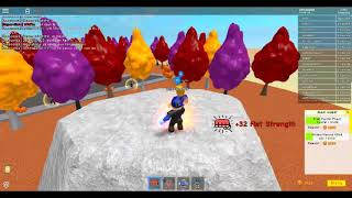 THE BEST TIPS OF ROBLOX SUPER POWER TRAINING SIMULATOR