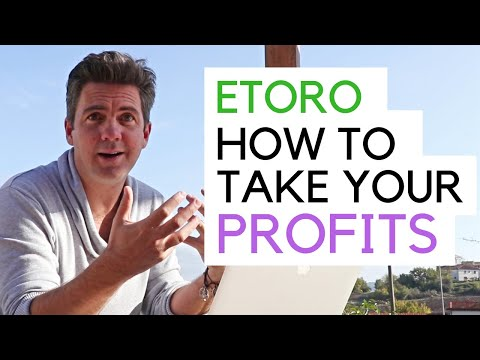 Etoro - Taking Profits From Copytrading