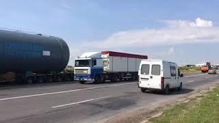 200 тонний, зважили, штраф 45 тисяч євро full