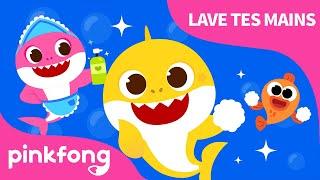 Lave Tes Mains avec Bébé Requin | #BabySharkHandWashChallenge | Pinkfong ! Chansons pour Enfants