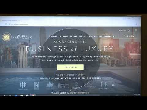 Consumer Engagement 2.0:  How Technology Has Changed The Luxury Market