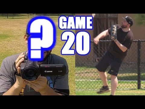 Download BOBBY PLAYS OUTFIELD & SOMEONE ELSE FILMS! | On-Season Softball Series | Game 20