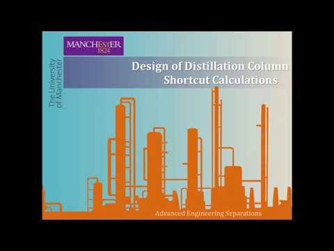 Short-Cut Distillation