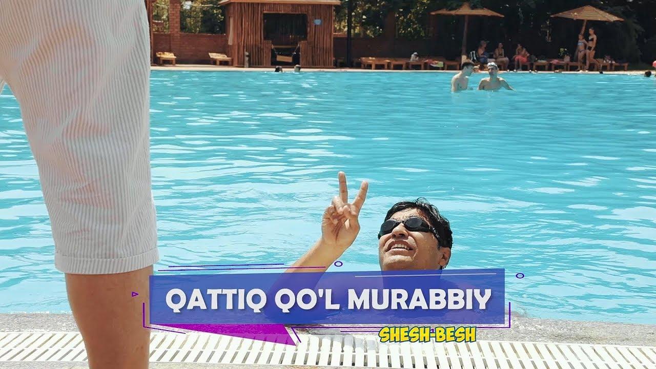Shesh Besh - Qattiq qo`l murabbiy