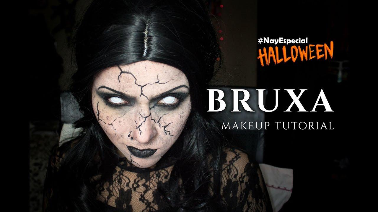 Bruxa Maquiagem Artística Witch Makeup Tutorial Especial