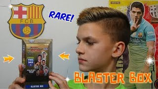 FIRST RARE!!! Panini FIFA 365 2018 BLASTER BOX - Unboxing!