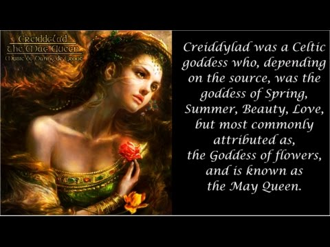 Relaxing/Emotional Celtic Music - Creiddylad, the May Queen (With Story)