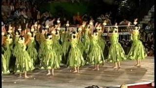 Repeat youtube video Merrie Monarch group Auana メリーモナーク グループフラ アウアナ
