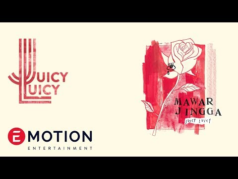 Juicy Luicy  - Mawar Jingga (Official Lyric Video)