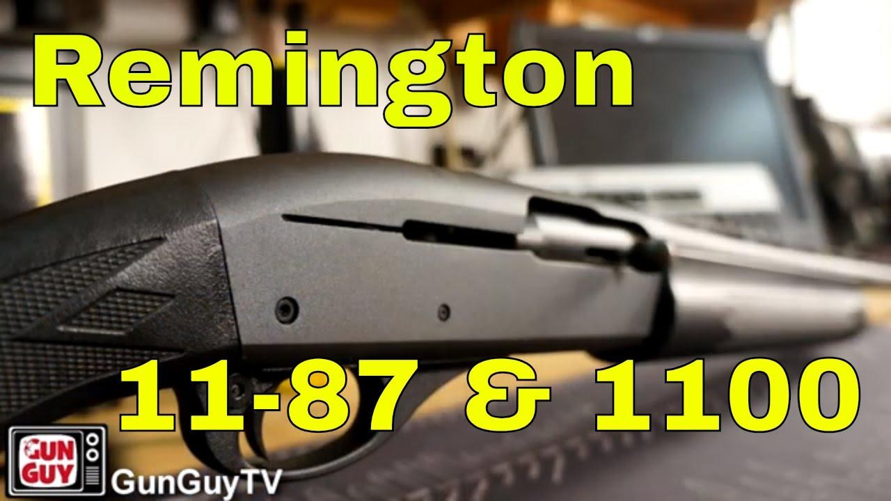Download The Great Remington 1100 & 11-87 - Two Terrific Shotguns