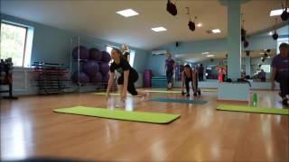 Табата 18/30. Интервальная тренировка для дома. Прорабатываем все группы мышц.