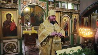 Слово митрополита Ферапонта в праздник апостолов Петра и Павла