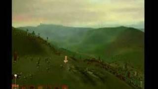 Original Shogun: Total War Trailer (Game Release : 1999/2000)