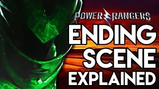Power Rangers Ending Scene Explained & Post Credits Scene Explained