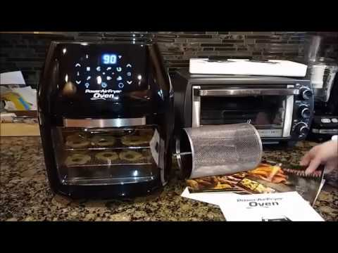 Power Airfryer Oven From Tri Star Review Youtube
