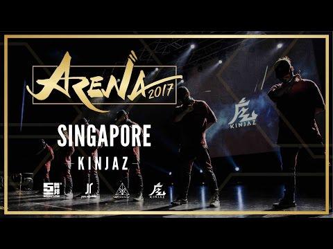 KINJAZ | ARENA SINGAPORE 2017 (JUDGES SHOWCASE)