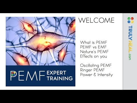 PEMF Expert Training 1 | Find the Best PEMF Devices for a Successful PEMF Therapy
