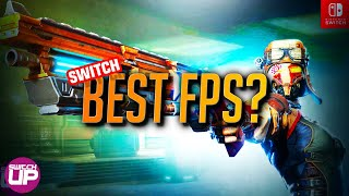 BEST FIRST PERSON SHOOTERS on Nintendo SWITCH - WHAT'S AVAILABLE?