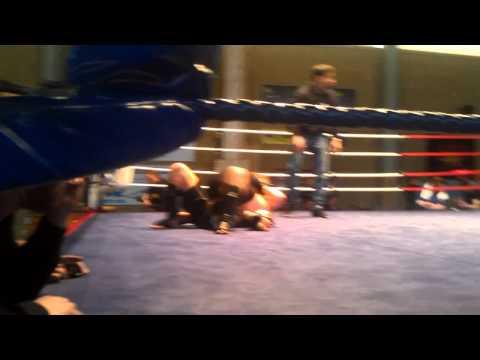 Karin Andersson (GBG MMA) vs Susanne Johansson (Gladius MMA)