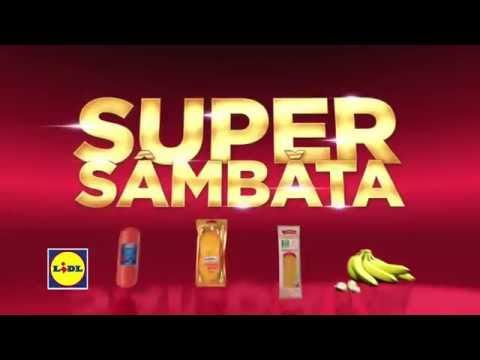 Super Sambata la Lidl • 1 Octombrie 2016
