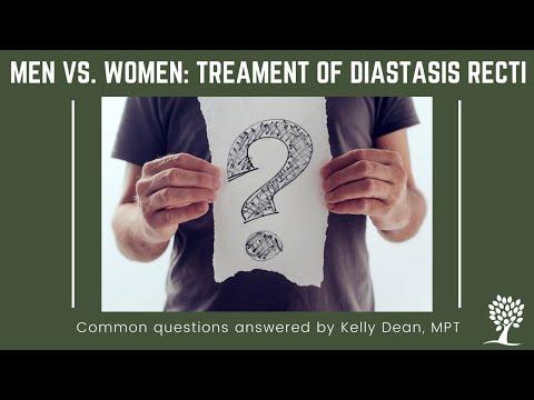 Men vs. Women: Treating Diastasis Recti