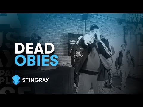 Dead Obies -  D.O. Freestyle | Stingray PausePlay