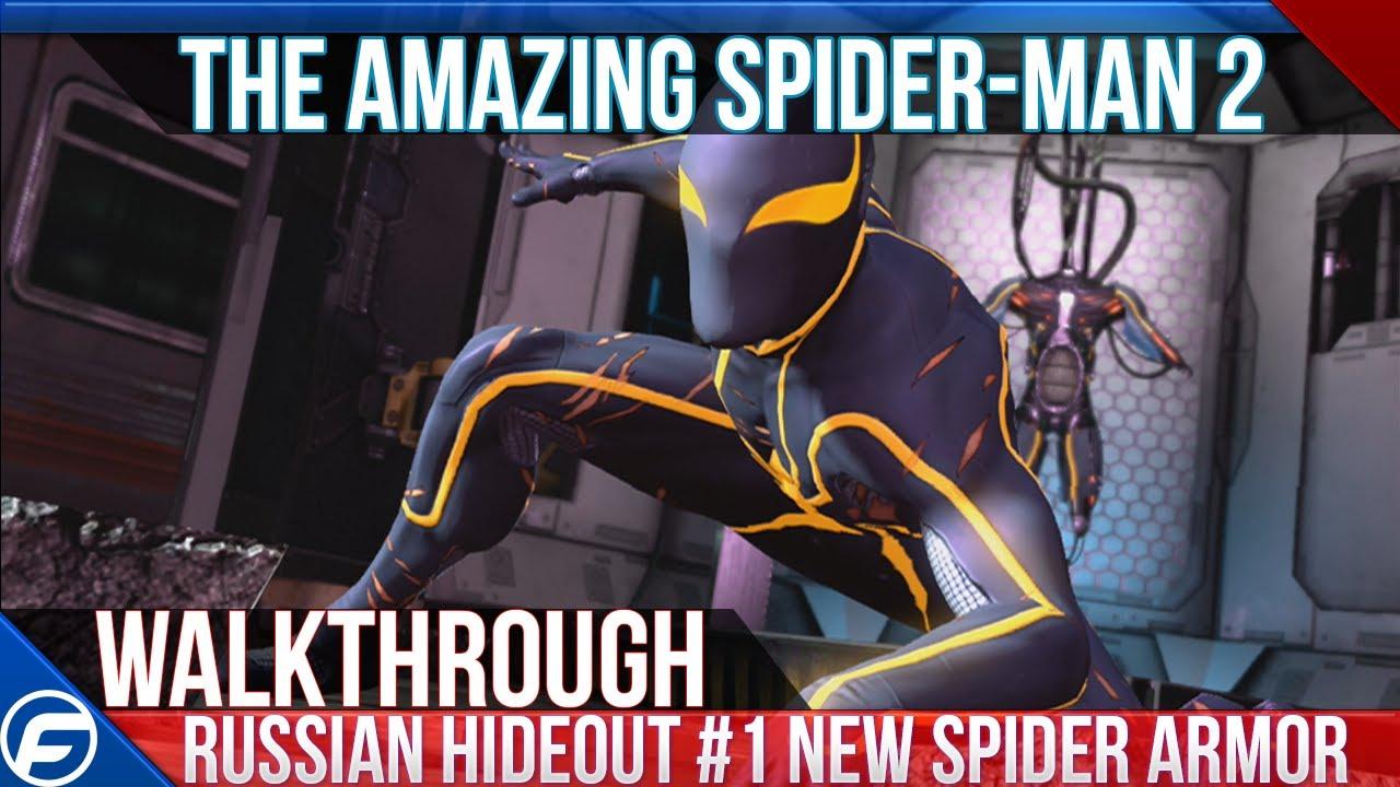 The Amazing Spider Man 2 Walkthrough Gameplay Russian ...
