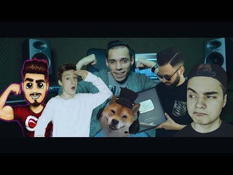 Maneaua YouTuberilor #Edy Talent Road to 300 K Subsribers