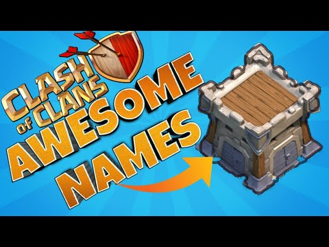 Clash Of Clans-15 Awesome Clan Names #4