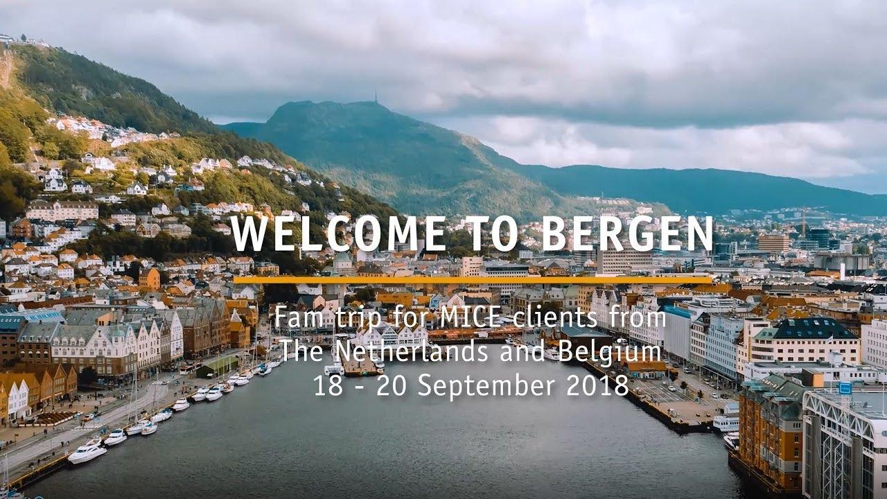 Thumbnail: Bergen FAM Trip for MICE clients 18 - 20 September 2018
